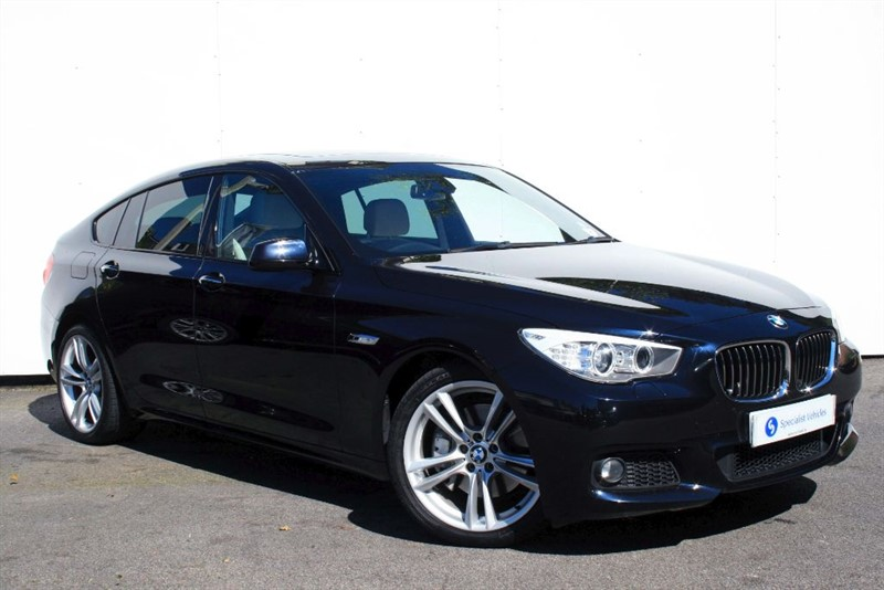 "used BMW 530d M Sport GT ~ PRO NAV~HEATED LEATHER~20""s~PAN ROOF~SOFT CLOSE~POWER TAILGATE in plymouth-devon"