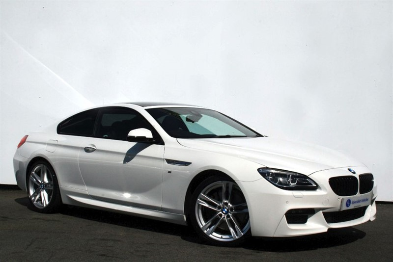 used BMW 640d M Sport - M SPORT PLUS PACKAGE~ELECTRIC SUN-ROOF~COMFORT ACCESS~HEAD UP in plymouth-devon