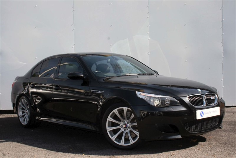 used BMW M5  ~ HEAD UP DISPLAY ~ SUNROOF ~ PROFESSIONAL SAT NAV ~ SERVICE HISTORY in plymouth-devon