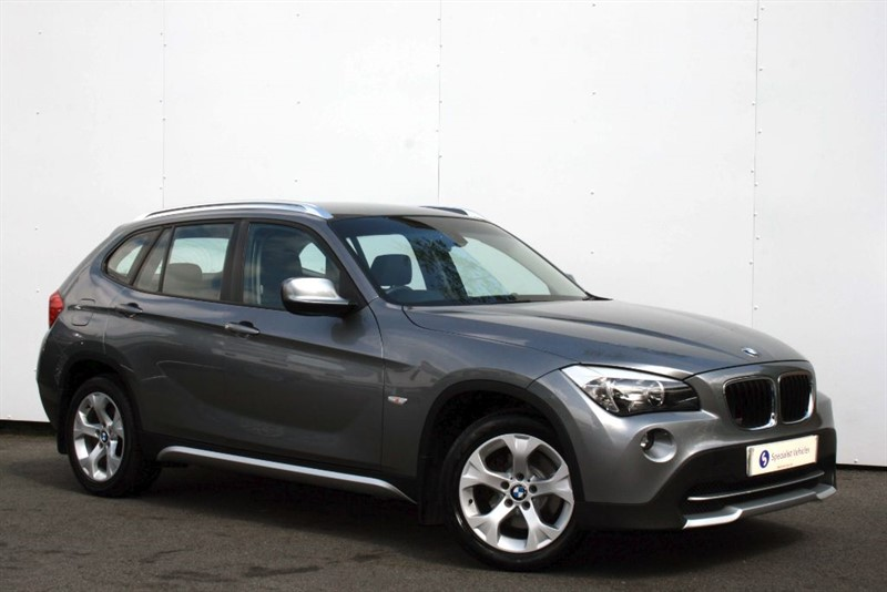 used BMW X1 xDrive 20d SE ~ FOLDING MIRRORS ~ PARKING SENSORS ~ FULL SERVICE HISTORY in plymouth-devon