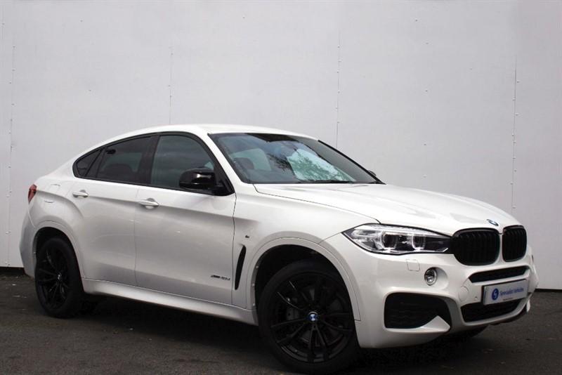 used BMW X6 xDrive40d M Sport ~ HEAD UP DISPLAY ~ APPLE CAR PLAY ~ HARMAN KARDON in plymouth-devon