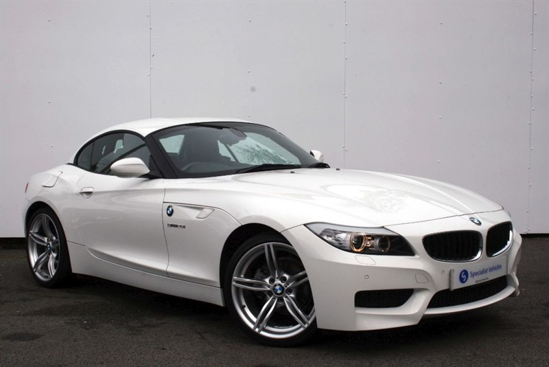 "used BMW Z4 sDrive20i M Sport ~HEATED LEATHER~19"" ALLOYS~COMFORT PACK~DAB/USB~BLUETOOTH in plymouth-devon"