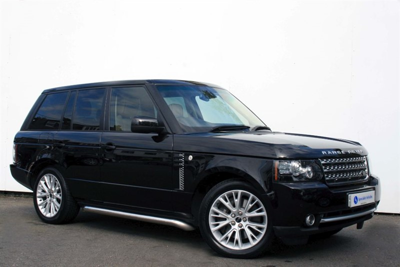 used Land Rover Range Rover 4.4 TDv8 Westminster~SATELLITE NAVIGATION~TV/DVD PLAYER~REV CAMERA~FSH  in plymouth-devon