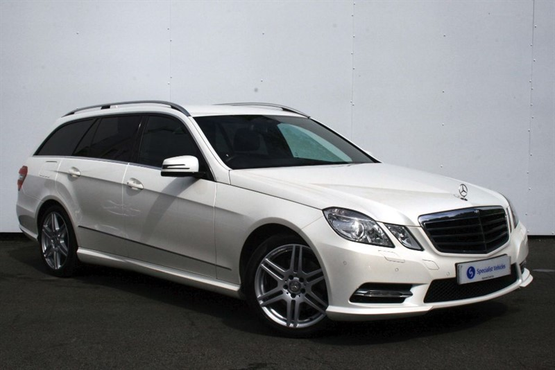 "used Mercedes E250 CDI BlueEFFICIENCY Sport ~SAT NAV~HEATED LEATHER~18"" ALLOYS~ADAPTIVE XENONS in plymouth-devon"