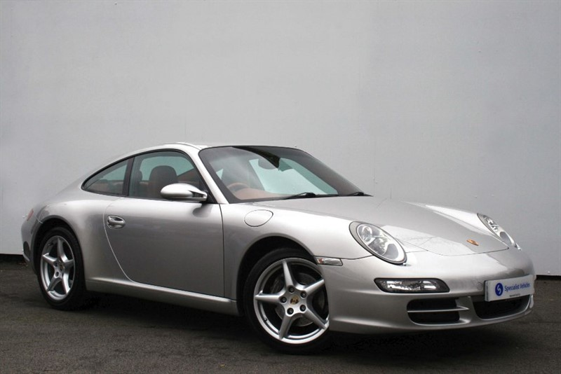 used Porsche 911 Carrera 3.6 997 Tiptronic S~COME AND SEE THIS BEAUTIFUL CAR IN OUR SHOWROOM in plymouth-devon