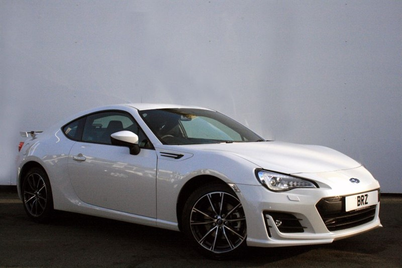 used Subaru BRZ SE Lux - 2017 MY - Heated Seats - Climate Control - Bluetooth in plymouth-devon