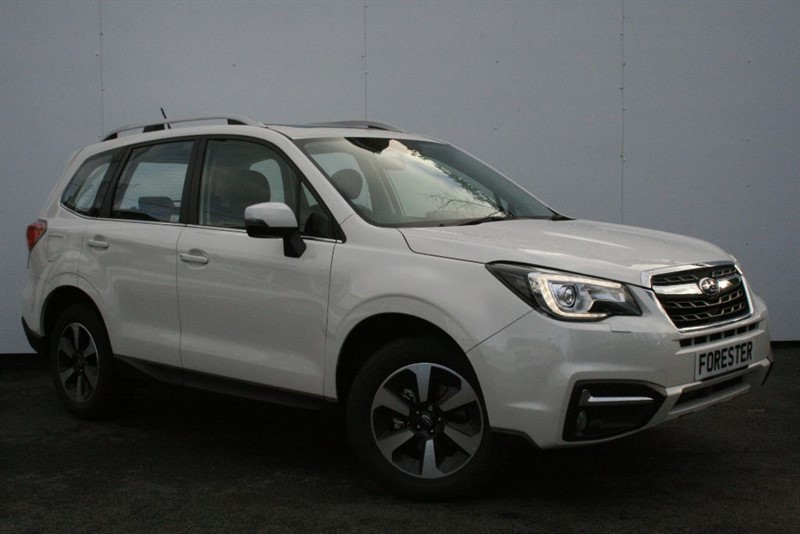 used Subaru Forester 2.0i XE - REVERSING CAMERA - CRUISE CONTROL - HEATED SEATS - SUNROOF in plymouth-devon