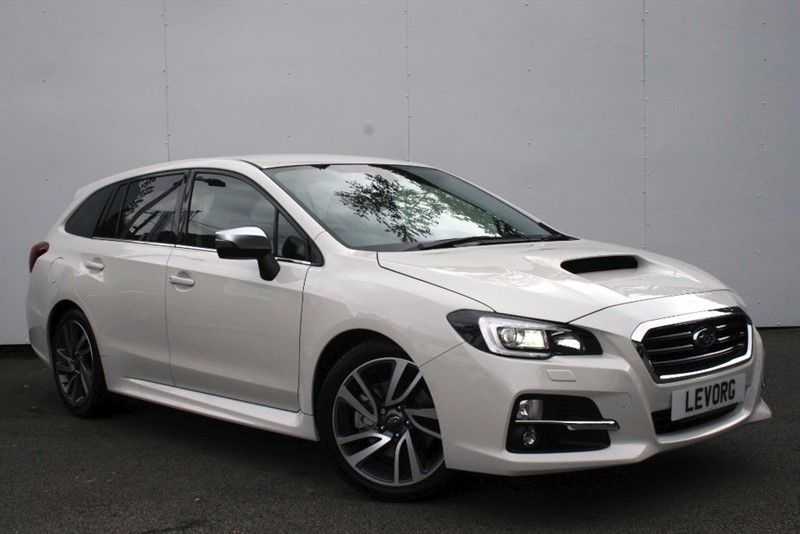 Subaru Levorg for sale