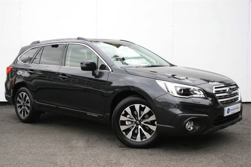 used Subaru Outback 2.0 D SE PREMIUM - SAT NAV - FULL LEATHER - EYE SIGHT - EX DEMO in plymouth-devon
