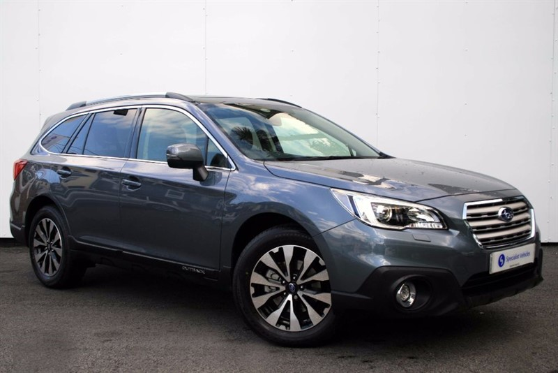 used Subaru Outback 2.0 D SE PREMIUM - SAT NAV - FULL LEATHER - EYE SIGHT in plymouth-devon