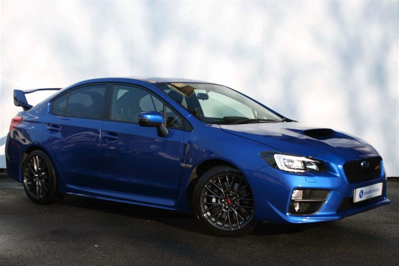"used Subaru WRX STI 2.5 AWD - 300BHP ~ 18"" ALLOY WHEELS ~ CLIMATE CONTROL  in plymouth-devon"