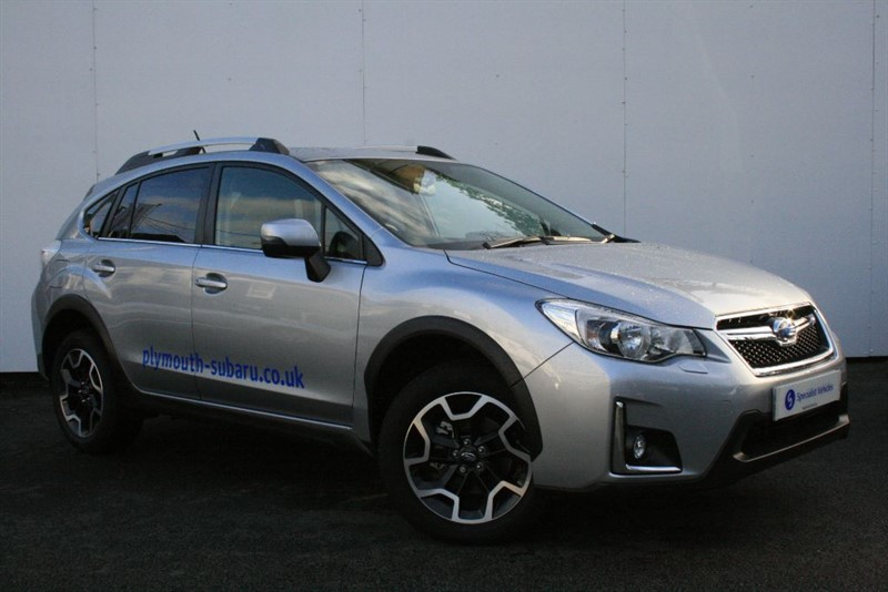 used Subaru XV 2.0D SE - HEATED SEATS - REVERSING CAMERA - EX DEMO in plymouth-devon