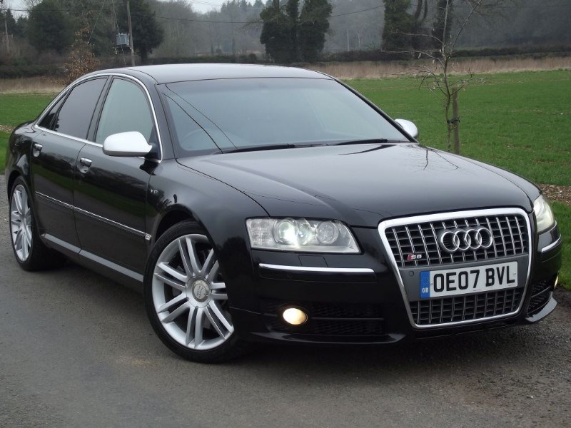 audi s8 s8 fsi quattro 5 2 v10 awesome power even bigger spec for sale in oxfordshire from. Black Bedroom Furniture Sets. Home Design Ideas