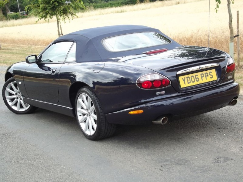 Used Jaguar Xk8 Convertible 4 2 S Stunning Car Last Of This Classic Shape For Sale In