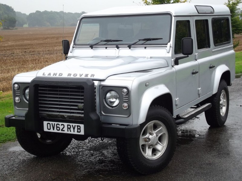 Used Land Rover Defender 110 Td Xs Station Wagon Air Con