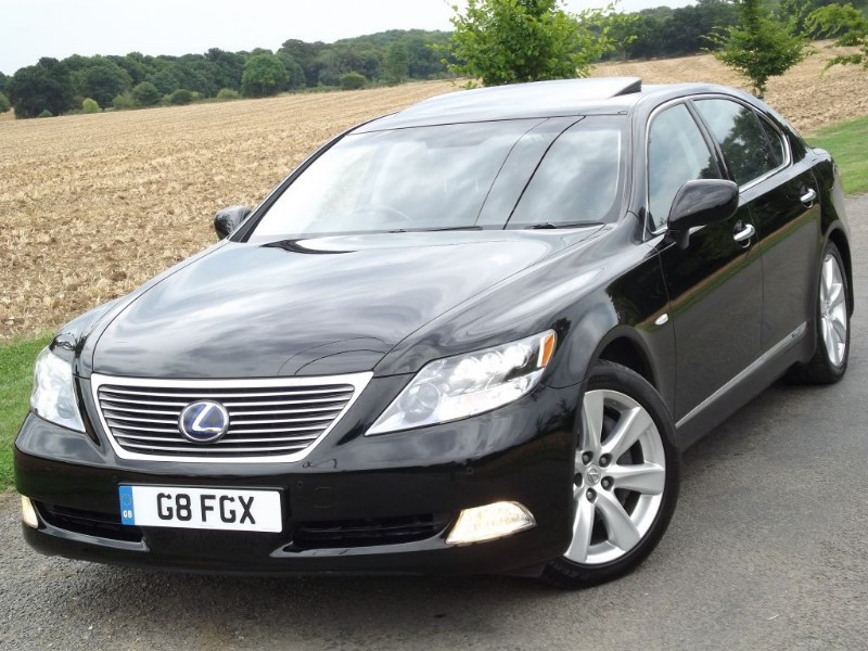 lexus ls 600h l 445bhp super limo with amazing spec and. Black Bedroom Furniture Sets. Home Design Ideas