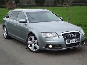 used Audi A6 TDI QUATTRO S LINE - HUGE SPEC - BOSE - SAT NAV - PRIVACY GLASS in oxfordshire