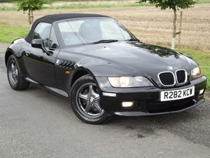 used BMW Z3 ROADSTER - FULL LEATHER - FUTURE CLASSIC in oxfordshire