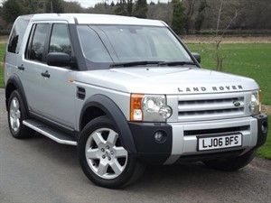 used Land Rover Discovery 3 TDV6 HSE - SIDE STEPS - REAR ENTERTAINMENT - PRIVACY GLASS in oxfordshire