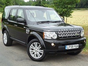 used Land Rover Discovery 4 TDV6 HSE - AMAZINGLY CLEAN - TOP OF THE RANGE in oxfordshire
