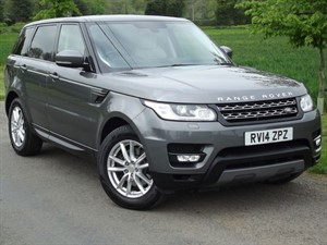 used Land Rover Range Rover Sport TDV6 SE - NEW SHAPE - 1 OWNER - 1 YEAR EXTENDED WARRANTY in oxfordshire