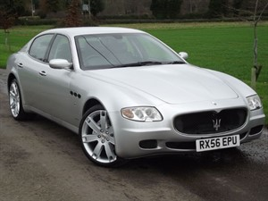 used Maserati Quattroporte SPORT GT - LOW MILES - IMMACULATE CAR in oxfordshire