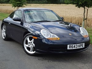 used Porsche 911 CARRERA TIPTRONIC S - WINGBACK SEATS - SAT NAV in oxfordshire