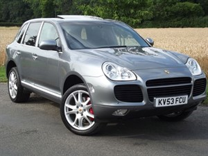 used Porsche Cayenne TURBO - IMMACULATE VERY LOW MILES - BIG SPEC in oxfordshire