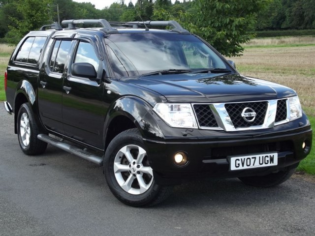 Nissan Navara for sale