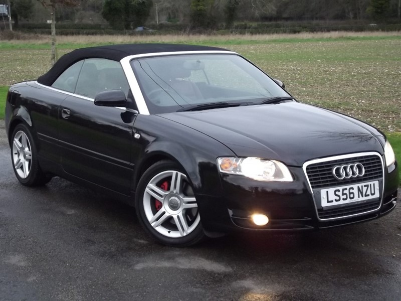 used Audi A4 T FSI SPORT - FULL LEATHER in oxfordshire