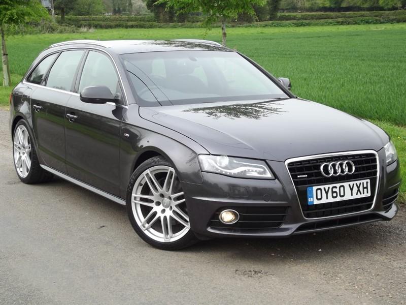 used Audi A4 AVANT 3.2 FSI QUATTRO S LINE SPECIAL EDITION - UNIQUE CAR in oxfordshire