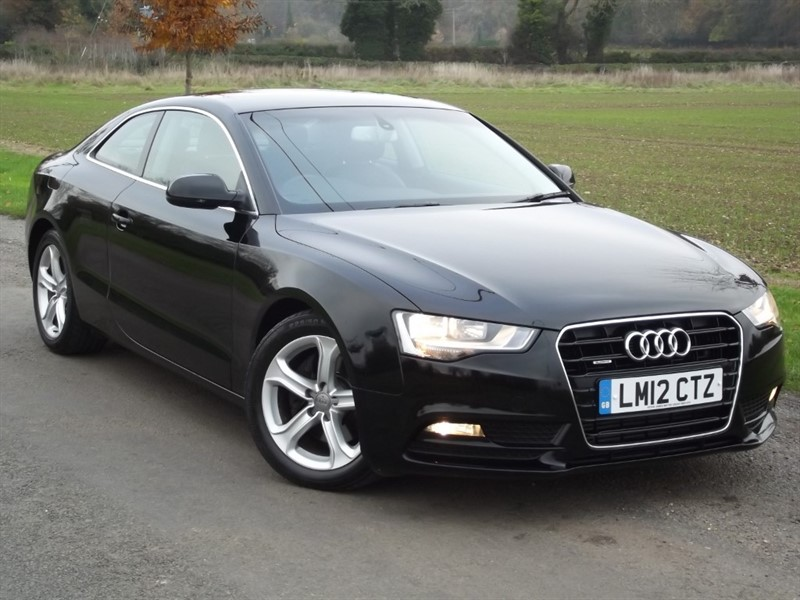 used Audi A5 TDI QUATTRO - IMMACULATE MOTORWAY MILES CAR in oxfordshire