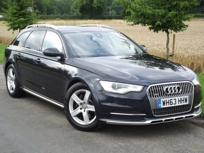 Used Audi A6 A6 allroad for Sale