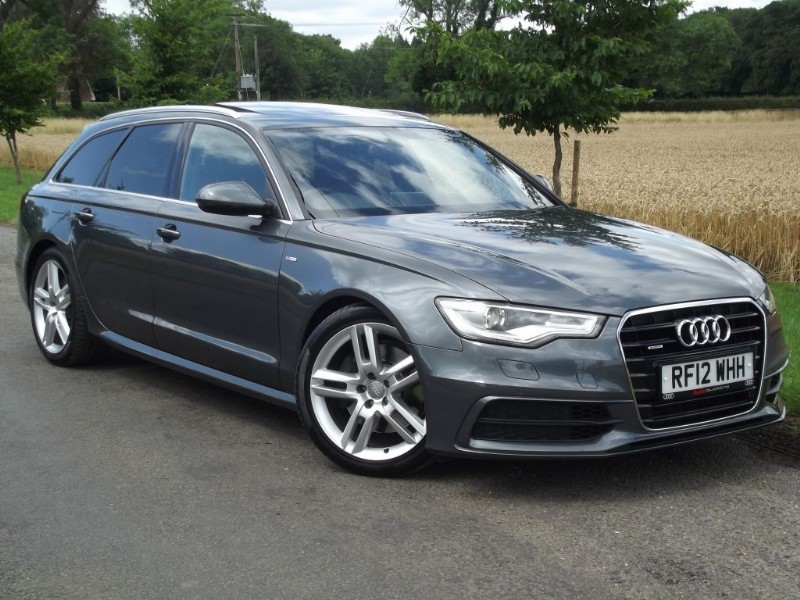 Used Audi A6 A6 Avant for Sale