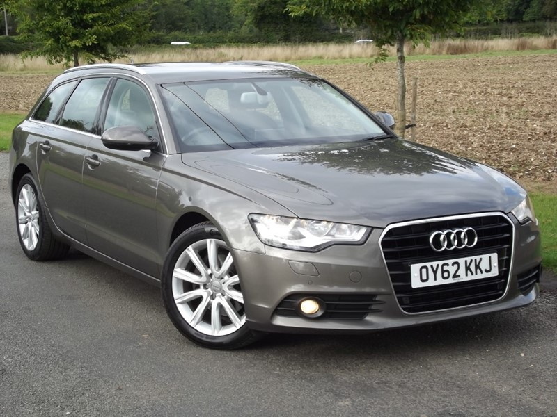 used Audi A6 Avant AVANT TDI SE - HEATED LEATHER - SAT NAV in oxfordshire