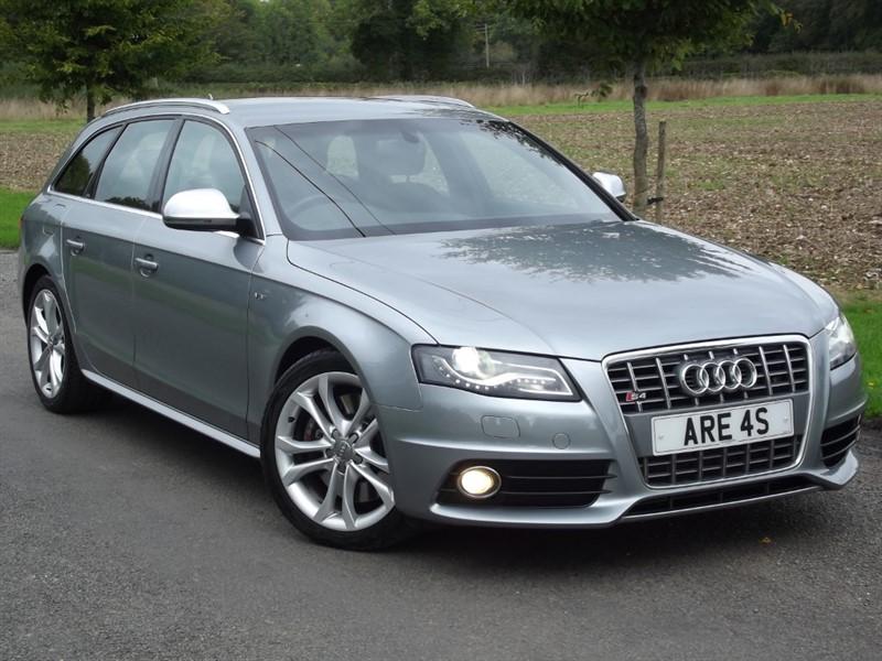 used Audi S4 AVANT QUATTRO - 333BHP 3.0 V6 TFSI in oxfordshire
