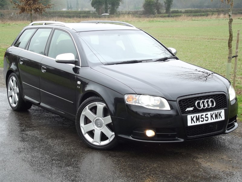 used Audi S4 QUATTRO 345BHP SUPER ESTATE - LOVELY EXAMPLE in oxfordshire