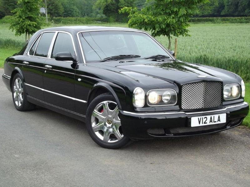 used Bentley Arnage RED LABEL - STUNNING CAR - LOW MILES - HUGE SPEC in oxfordshire