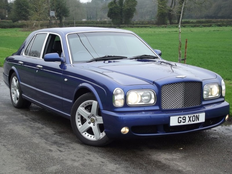 used Bentley Arnage T - LOWEST MILEAGE and LOWEST PRICE!! in oxfordshire