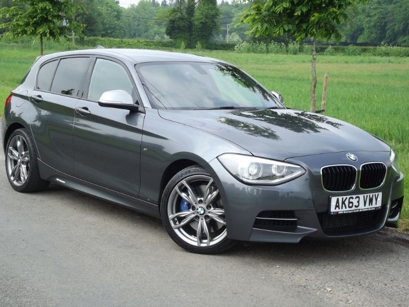 used BMW 135i 135i - PADDLESHIFT - ACTIVE CHASSIS - PRO NAV in oxfordshire