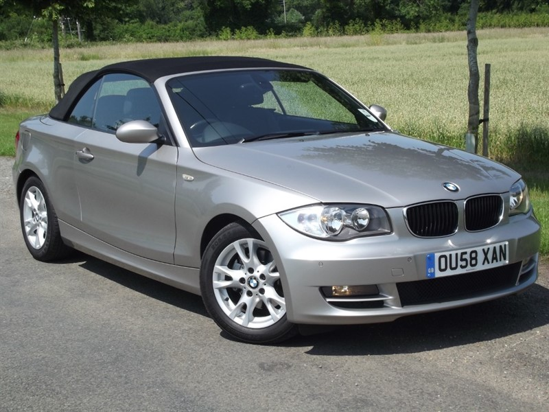 used BMW 120d SE - LOVELY LOW MILEAGE EXAMPLE in oxfordshire