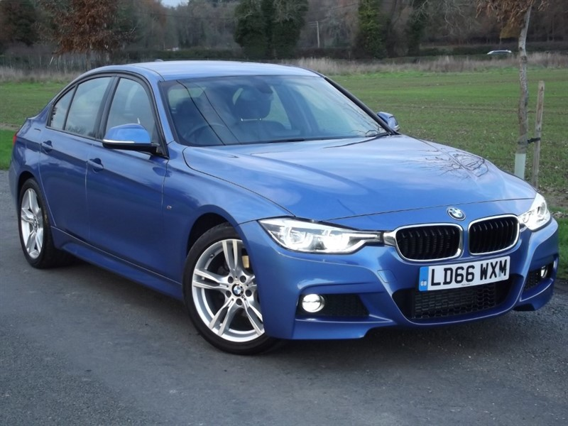used BMW 320d M SPORT - SAT NAV - DAB - LED LIGHTS in oxfordshire