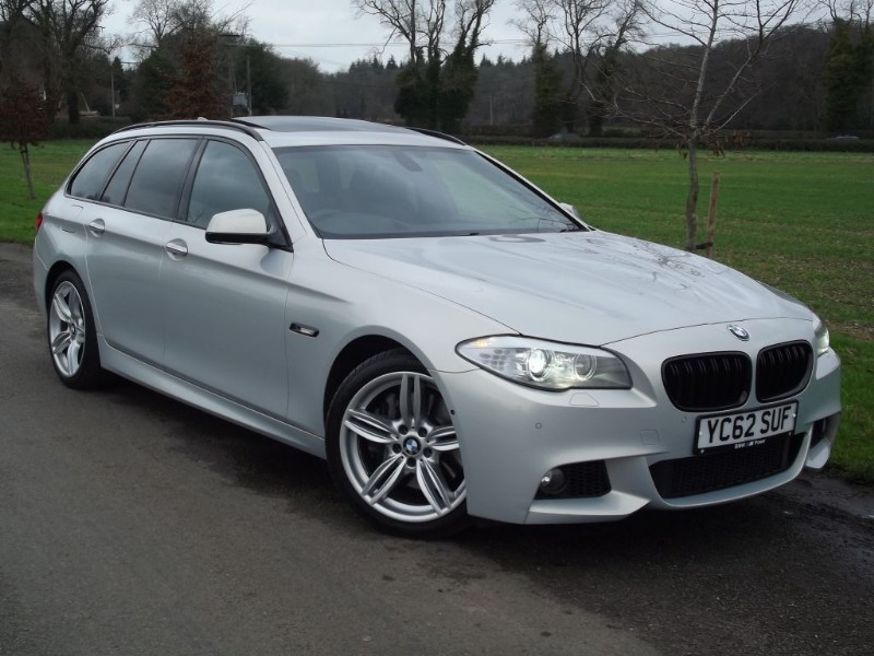 used BMW 535d M SPORT TOURING in oxfordshire