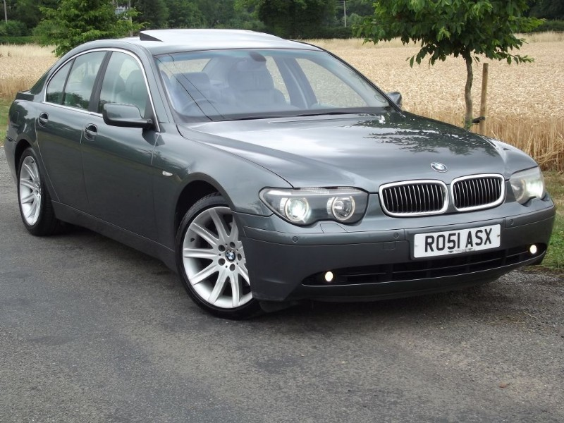 Used BMW 7 Series 745i for Sale