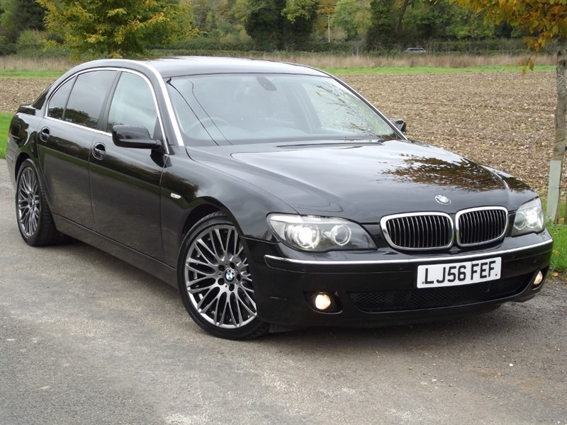 used BMW 730ld LIMO with M SPORT LOOK in oxfordshire