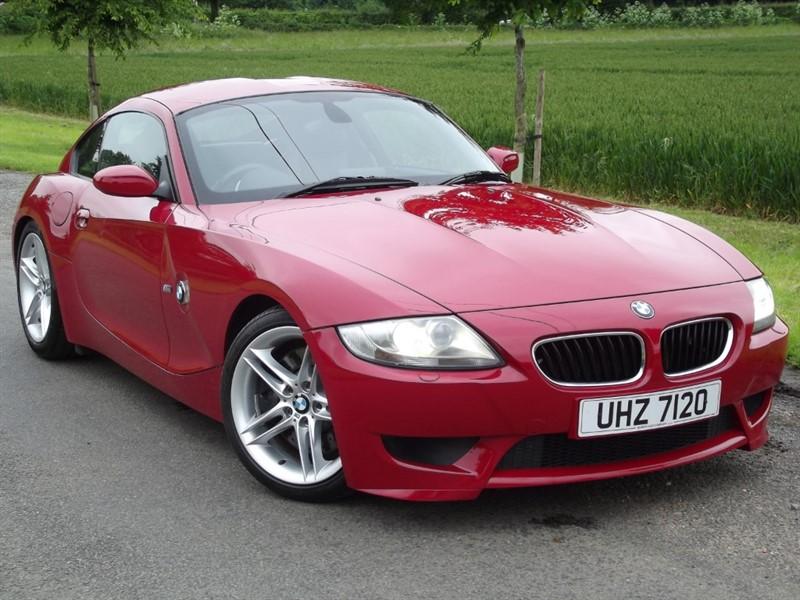 used BMW Z4 M Z4M - IMOLA RED - BIG SPEC in oxfordshire