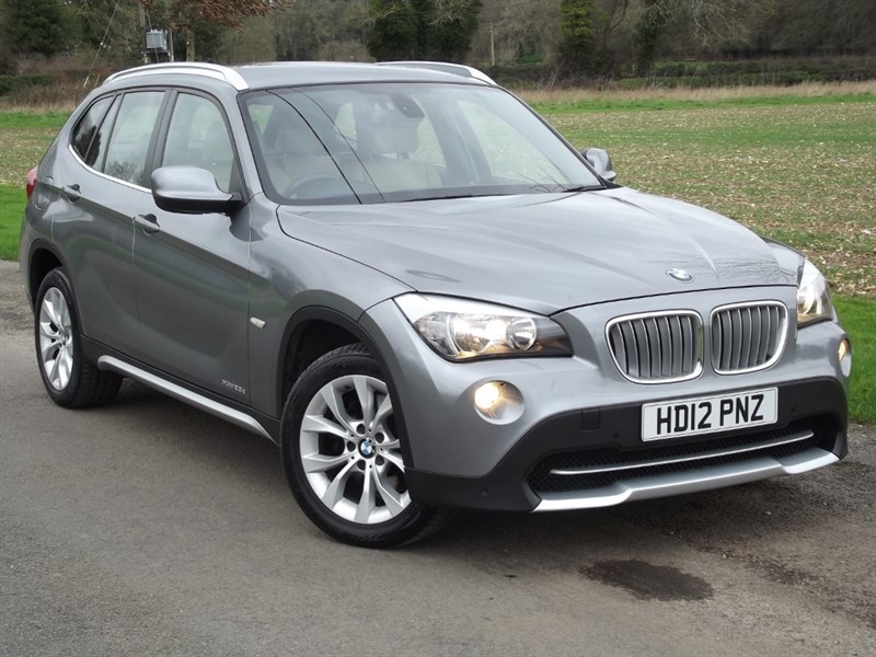 used BMW X1 XDRIVE23D SE - 200BHP and 47MPG!! in oxfordshire