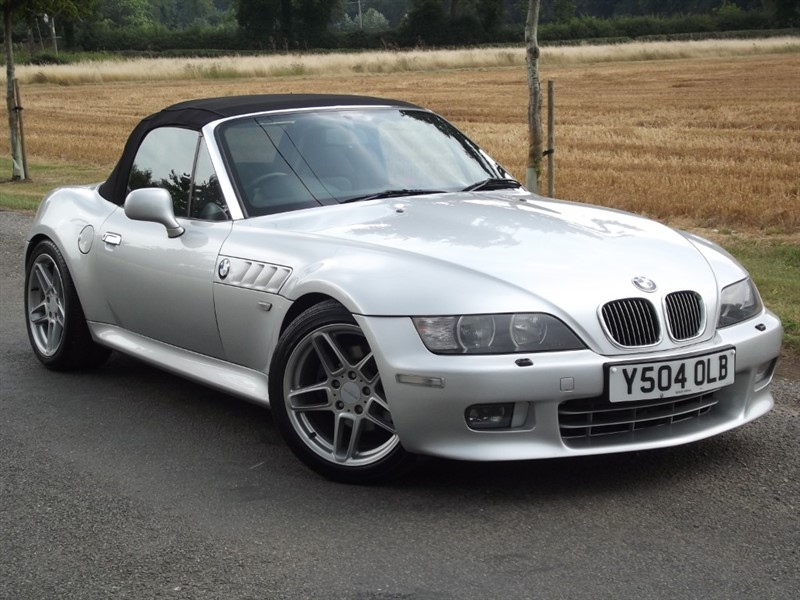 used BMW Z3 ROADSTER - RARE CAR with HARD TOP in oxfordshire
