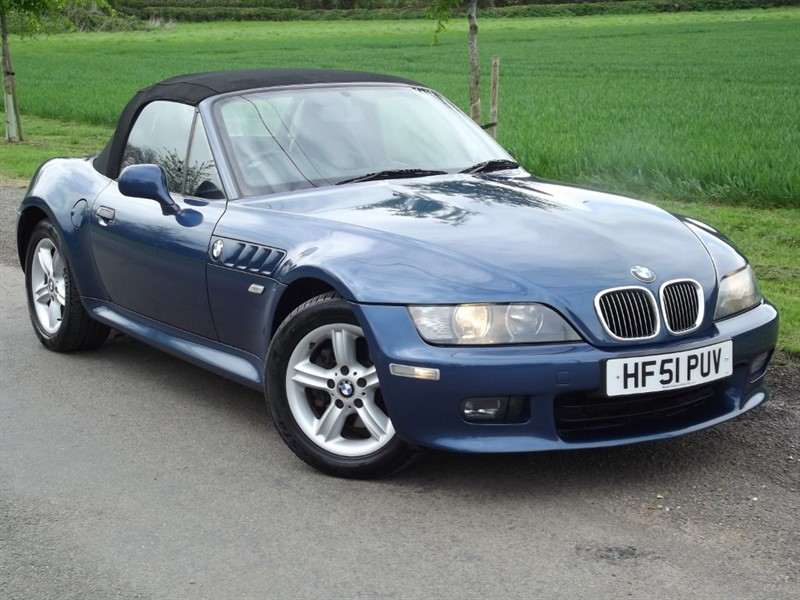 used BMW Z3 Sapphire Edition - FULL LEATHER - LOW MILES in oxfordshire