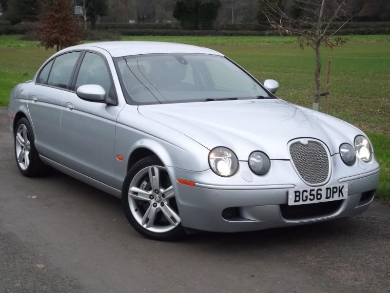 used Jaguar S-Type V8 R in oxfordshire